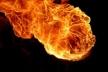 Вогняне шоу ледь не завершилося трагедією (Відео)