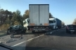 На Скнилівському мосту зітнулися автомобілі: є жертви