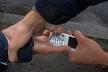 На Львівщині в Стрию поліцейські викрили трьох зловмисників, які відібрали мобільний телефон у неповнолітнього студента