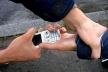 В Стрию поліцейські викрили трьох зловмисників, які відібрали мобільний телефон у неповнолітнього студента