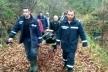 На третій день пошуків рятувальники Львівщини знайшли тіло зниклого у лісі чоловіка