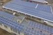 На Львівщині відкрили дахову сонячну електростанцію