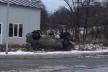 На Львівщині п'яний водій дощенту розніс своє авто (Фото)