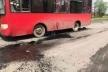 На Львівщині у автобуса на ходу відірвався паливний бак