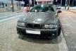 На Львівщині затримали викрадений «BMW»