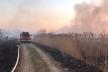 На Львівщині ліквідували пожежу на звалищі