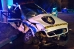 У Львові автомобіль охоронної служби потрапив у смертельну ДТП (Фото, відео)