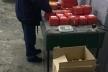 Працівники львівської митниці виявили понад 1300 кг кави та 200 кг сиру
