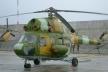На аеродромі «Броди» під час військових навчань звалився вертоліт