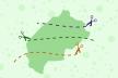 Як поділили Львівщину: 5 великих районів замість 20 маленьких