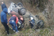 На Львівщині вивільнили з автівки травмованих водія й пасажира