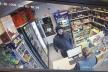 У Львові відбулося збройне пограбування: камери зафіксували злочинця