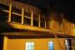 У Львові погасили масштабну пожежу на СТО
