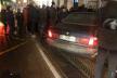 У Львові водій «БМВ», позбавлений прав, в'їхав у зупинку громадського транспорту, – МВС (Фото)