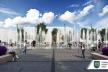 У Львові перед Оперою тривають роботи з облаштування «сухого» фонтану