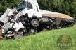 Водій мікроавтобуса загинув внаслідок автозіткнення поблизу Львова