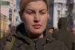 Львівська волонтерка, яка намагалася себе підпалити, погрожує голодуванням