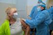 Від COVID-19 на Львівщині вакцинували першого пацієнта