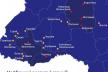 Львівщина покинула жовту і потрапила у помаранчеву зону з COVID-19