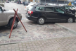 У центрі Львова з'явились приватні паркомісця