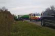 Під Львовом водій легковика зіткнувся з вантажівкою: загинуло двоє людей