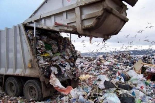 На Львівщині припинили незаконний вивіз сміття