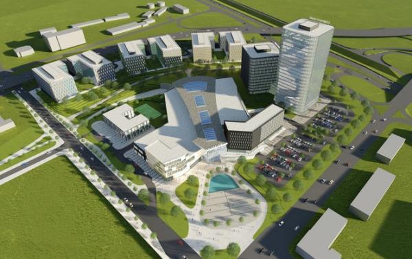 Львів залучив 95 млн доларів на будівництво IT-кварталу