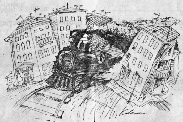 Метро по-львівськи. Як Львів не збудував підземного трамваю