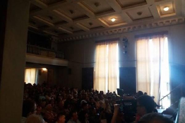 У Миколаєві на Львівщині заговорили про відставку мера (Відео)