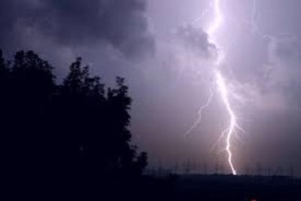 У Львові внаслідок удару блискавки загинуло двоє людей
