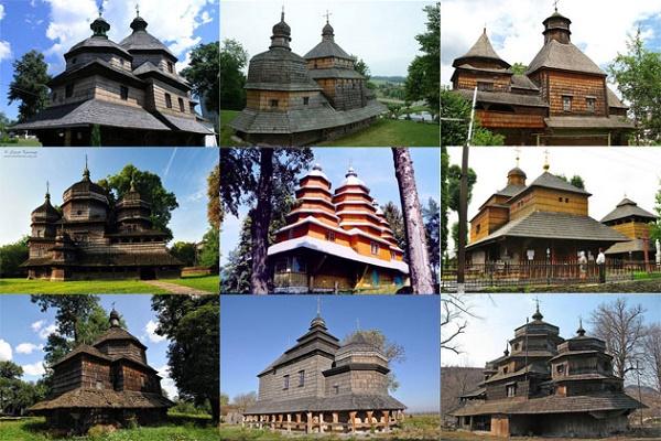 Наша гордість. ТОП-12 унікальних дерев'яних храмів Львівщини