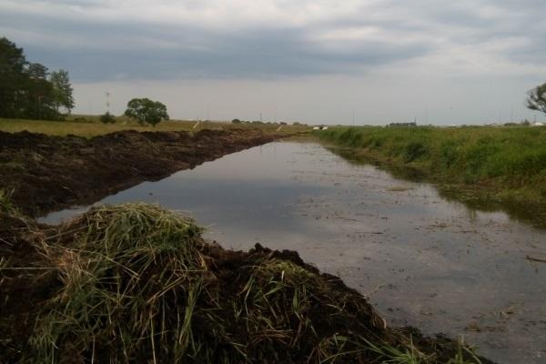 У Бродівському районі на Львівщині відновлюють русло річки
