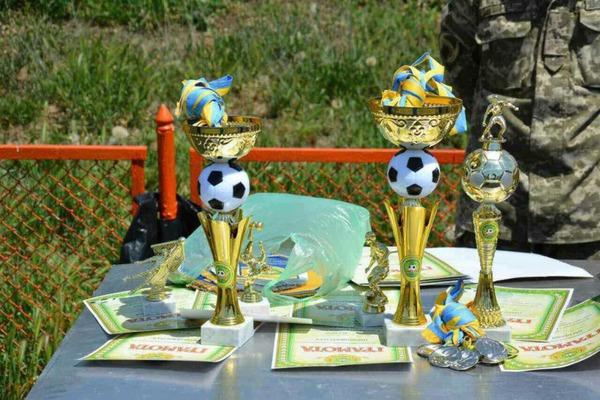 Львівський обласний турнір з футболу серед команд ветеранів в Яворові