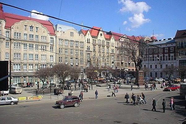 У Львові планують закрити одну з площ міста