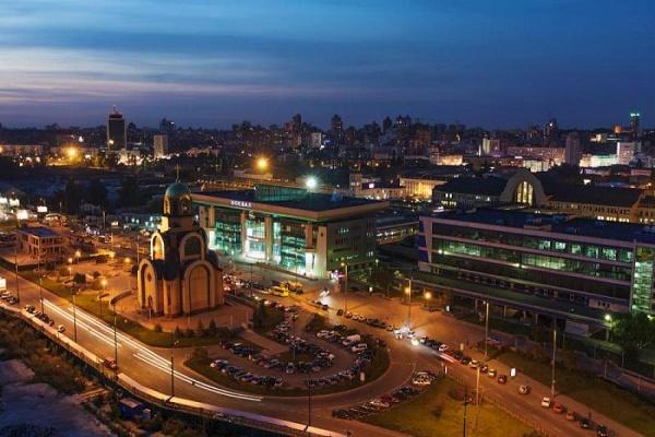 Заворожуюче: у мережі показали велич української столиці (Фото)