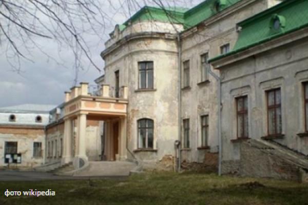 У Червонограді розчистять підземелля палацу Потоцьких