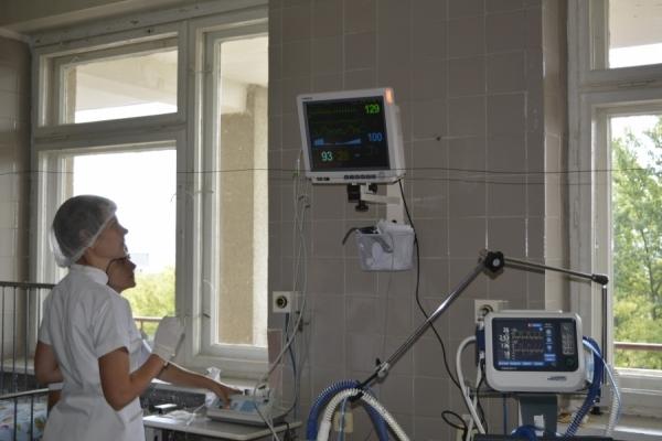 У Львівські дитячій лікарні з'явилося нове сучасне обладнання