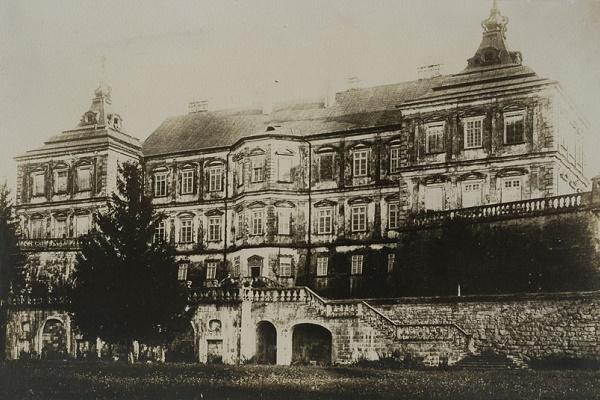 Величний інтер'єр Підгорецького замку (Фото)