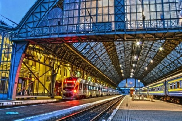 Додатковий потяг Київ-Львів вирушатиме 24 і 27 серпня