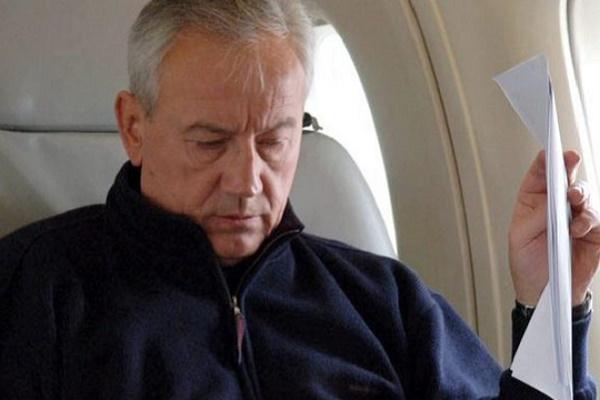 Димінський уже за кордоном, охоронець не був за кермом – МВС