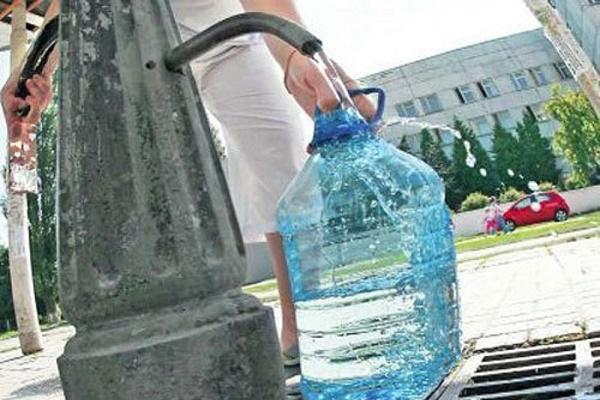 У Львові планують встановити бювети для пиття води