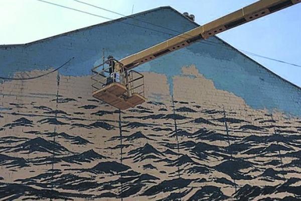 У Львові оголосили конкурс на кращий проект муралу на Дорошенка. Призовий фонд – 10 тисяч гривень