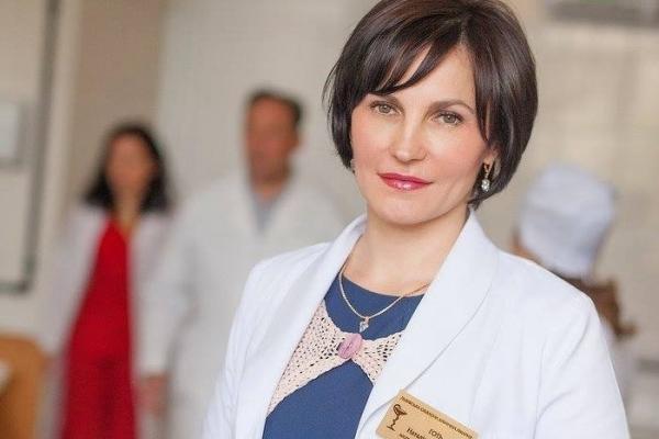 Наталія Ван Доеверен перевелася на посаду начмеда Шпиталю ім. Митрополита А. Шептицького