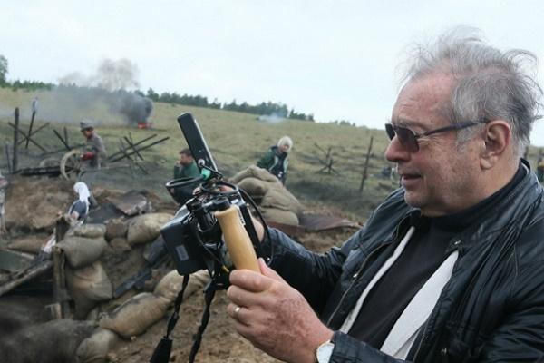 Біля Львова Кшиштоф Зануссі знімає кіно (Фото)