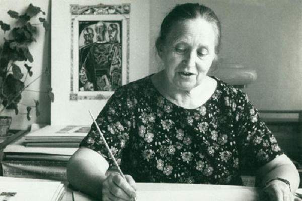Музей найвідомішої української ілюстраторки започаткували у її рідному селі на Львівщині (Відео)