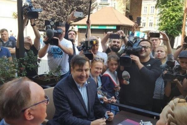 Оголосили перелік депутатів, що незаконно перетнули кордон на Львівщині разом з Саакашвілі