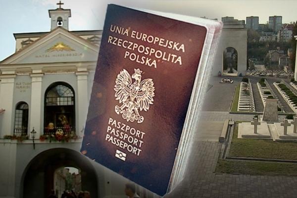 Польща відмовилася від зображення львівського Меморіалу орлят у нових паспортах
