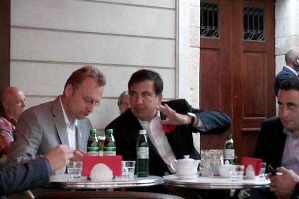 «Не забувайте, що я мер Львова»: Садовий зробив гучну заяву про Саакашвілі. Оце так сказанув!