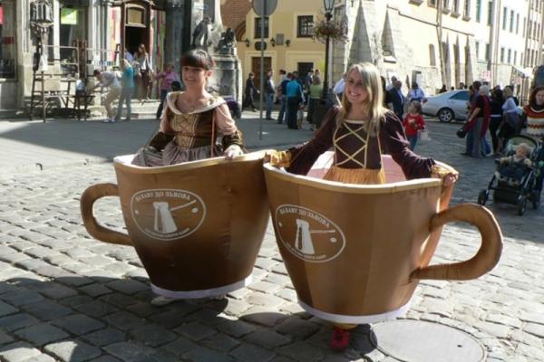 Lviv Coffee Festival розпочнеться у Львові наступного тижня