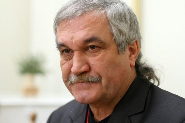 Новий повстанський роман «Троща» презентував у Львові Василь Шкляр